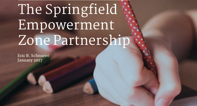 PPI profiles the Springfield Empowerment Zone Partnership